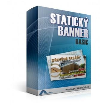 Statický banner Basic