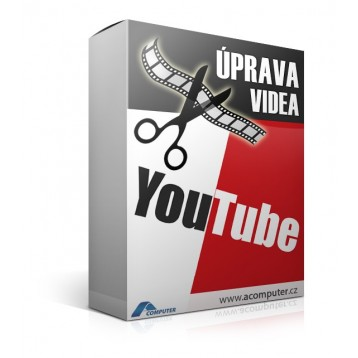 Úprava videa