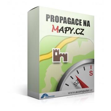 Propagace na mapách
