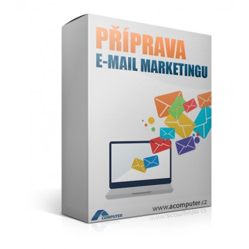 Příprava e-mail marketingu