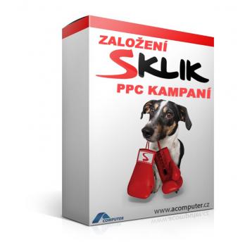Sklik - Založení PPC kampaní