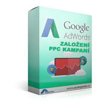 Google Adwords - Založení PPC kampaní