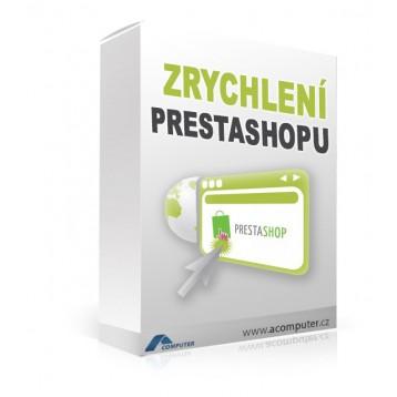 Zrychlení eshopu Prestashop