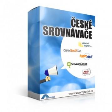 České srovnávače