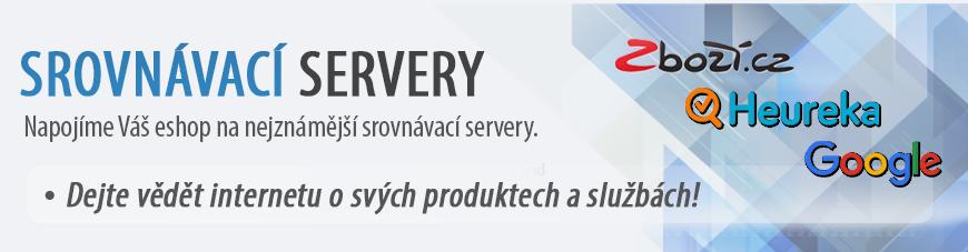 Srovnávací servery